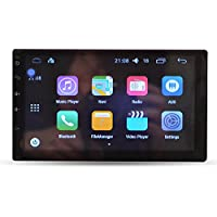 7 inch Android 6.0 Marshmallow Car Stereo , Anweer Double Din GPS Navigation Bluetooth Radio - Support Phone Mirror, USB, CAM-IN, OBD2, 3G, WIFI