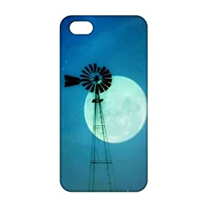 Night scenery 3D For Ipod Touch 4 Phone Case Cover