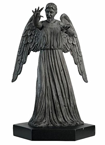 """Underground Toys Doctor Who Resin Weeping Angel 4"""" Action Figure"""