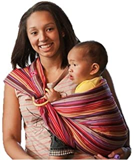 Joy And Joe Benevolence Allure Baby Woven Wrap Sling Made In The