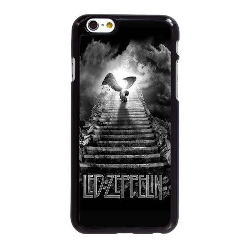 H2C48 Led Zeppelin Stairway To Heaven C8J8TW coque iPhone 6 Plus de 5,5 pouces cas de couverture de téléphone portable coque noire DE4LST2XI
