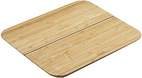 (Joseph Joseph 60111 Chop2Pot Foldable Bamboo Cutting Board, Small)