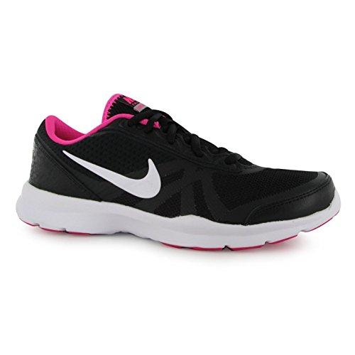 Nike Core Motion malla zapatillas de entrenamiento–negro/blanco gimnasio entrenadores zapatillas, negro/blanco