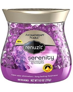 Renuzit Pearl Scents Serenity (Aromatherapy), 2/9 Oz. (Pack of 2)