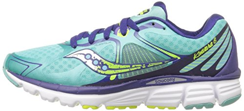 Citron zapatos 8 Saucony Running mujer's US M azul Kinvara 6 5 q01YI
