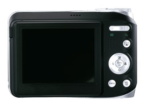 Bundle GE A1150 Digital Camera Black (11MP x5 zoom, 2.5