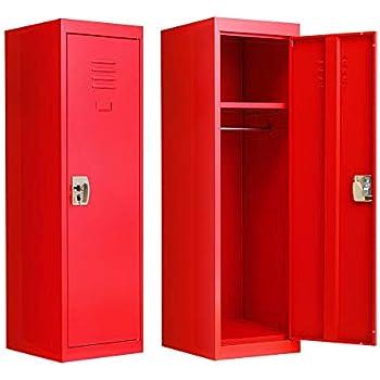 Amazon.com : Locker for Kids Metal Locker for Bedroom, Kids ...