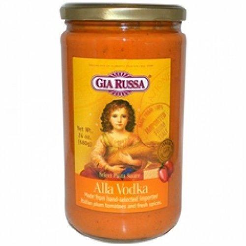 - Gia Russa Select Alla Vodka Pasta Sauce (6x24Oz )