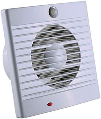 XLEVE マルチスピードモーションセンシング換気ファン、天井のルームサイドインストール浴室の換気扇