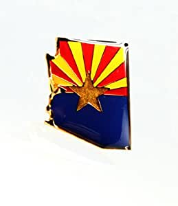 Arizona AZ State Lapel Pin