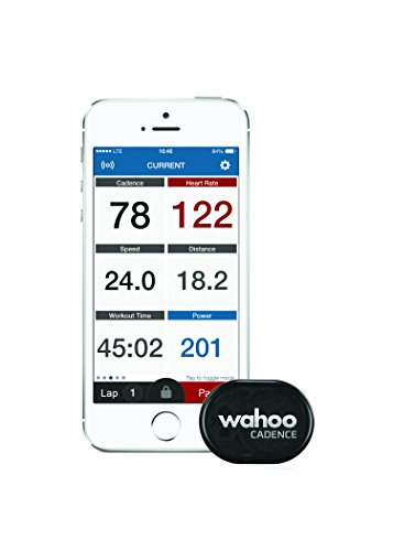 Wahoo RPM  Cadence Sensor for iPhone, Android and Bike Computers