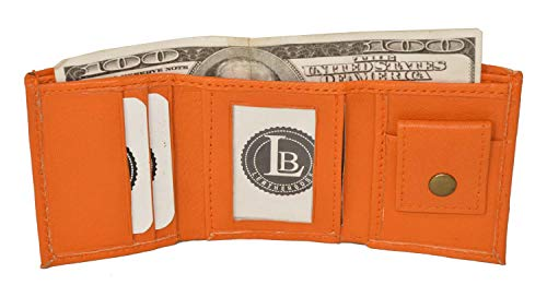Small compact kids baby trifold Wallet