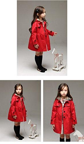 2e38515295b06  ノーブランド品 春衣装 子供コート スプリングコート キッズコート 春トレンチコート