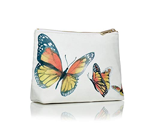 jane iredale Limited Edition Butterfly Bag, 2.6 oz. (Iredale Makeup Bag Jane)
