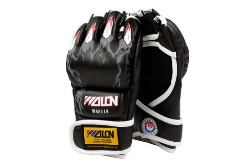 Tiger Claws MMA Gloves (Black) - 8