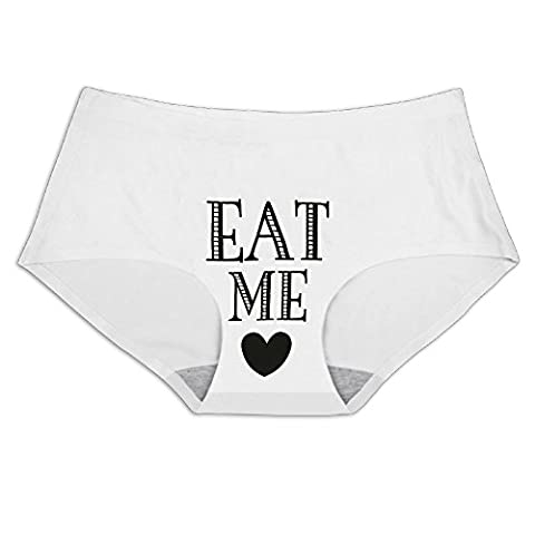 Design Eat Me Woman Sexy Nylon Spandex Panties - Barbara Women Underwear