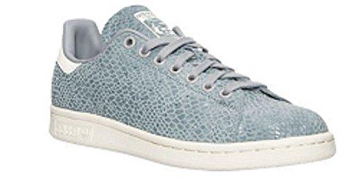 adidas Women's Stan Smith Ankle-High Fashion Sneaker Ltonix/Ltonix/Cwhite Casual