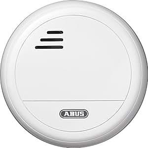 Abus 510243 - RM10_ Detector de humos 9 V