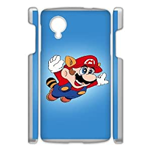 Super Mario Bros For Google Nexus 5 Phone Cases NDG613798