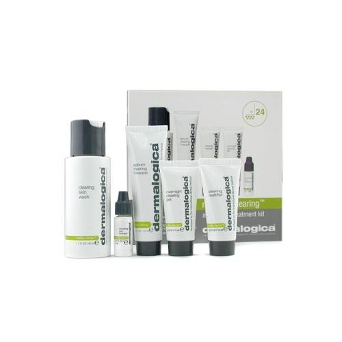 Dermalogica by Dermalogica MediBac Clearing Adult Acne Treatment Kit--5pcs - Gift Set
