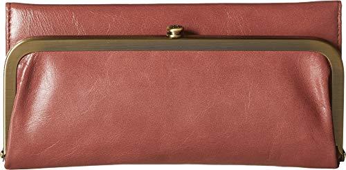 Hobo Womens Rachel Vintage Wallet Leather Clutch Purse (Burnished -