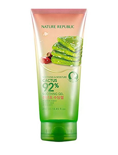 Nature-Republic-Cactus-92-Soothing-Gel-250ml-845-floz