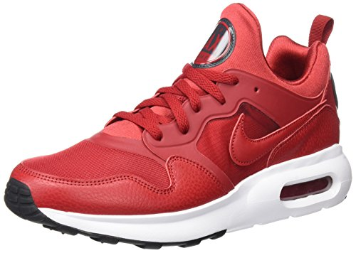 Nike Mens Air Max Prime Running Shoes Gym Red/Gym Red Anthracite