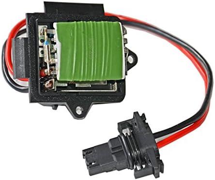 Motor del ventilador regulador 7701046943: Amazon.es: Coche y moto