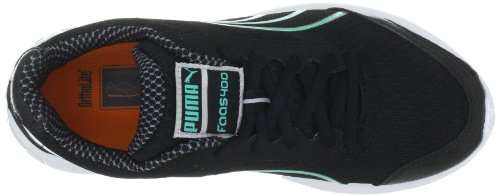 Puma - Zapatillas de deportivo para mujer, tamaño 42,5 UK, color gris Black-Aqua G (Black-Aqua G)