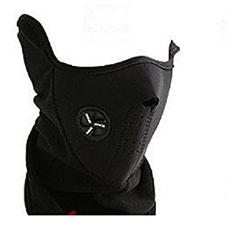5bb16f66660 DTOL Neoprene Neck Warm Half Face Mask Winter Veil For Sport Bike Bicycle  Motorcycle Ski Snowboard