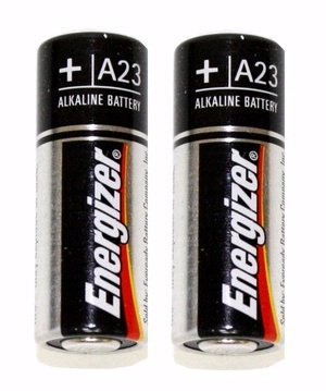 Energizer-Eveready 05266 - A23 12 volt Photo / Garage Door Opener / Electronic Keychain Battery 2 Pack (A23BP-2)