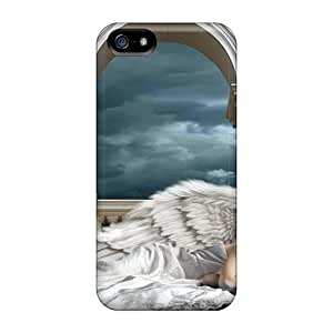 New VgPoQti295qbGxZ Left Out Here Skin Case Cover Shatterproof Case For Iphone 5/5s