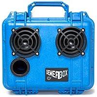 DemerBox Portable Bluetooth Speaker Roseau Blue 2 Speaker Model