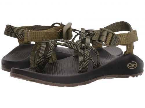 コンプリート柔和発音Chaco(チャコ) レディース 女性用 シューズ 靴 サンダル ZX/2(R) Classic - Palm Avocado [並行輸入品]