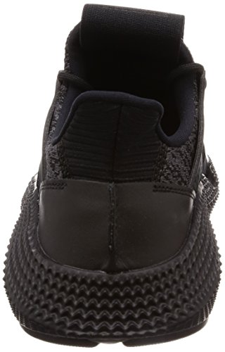outlet collections cheap websites adidas Men's Prophere Low-Top Sneakers Black (Core Black/Core Black/Solar Red 0) free shipping top quality lfZgFC1r