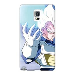 Samsung Galaxy Note 4 Yse29417Tykd Customized Realistic Vegeta Dragon Ball Z Skin Shockproof Cell-phone Hard Covers -CharlesPoirier