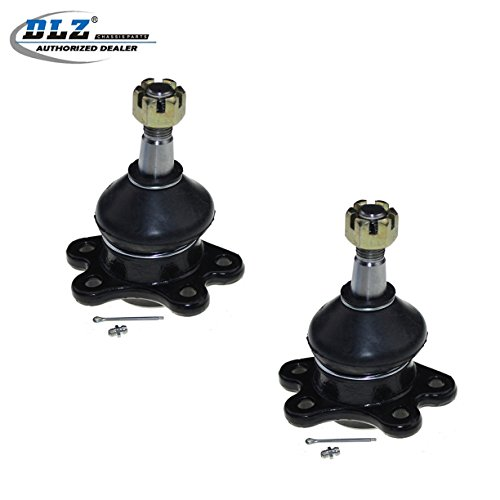Chevrolet K3500 Ball Joint - DLZ 2 Pcs Front Upper Ball Joint Compatible Chevrolet GMC C1500 C2500 K1500 K2500, Chevrolet Express 1500 2500, GMC Safari Savana Yukon, Cadillac Escalade, Chevrolet Blazer K6292