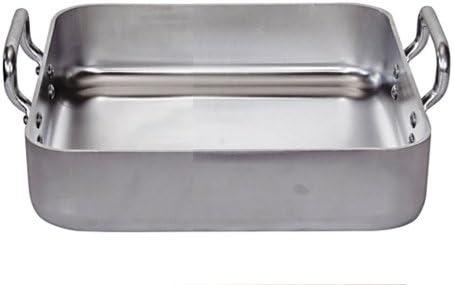 De Buyer-7664.30 - Bandeja de Aluminio para Horno con Asas (30 x ...