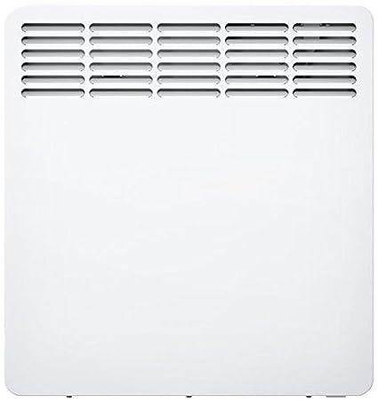 Stiebel Eltron 236524 CNS 50 Trend pared de Convector (500 W, para aprox. 5 m², protección contra heladas, temporizador semanal, ventana abierta.