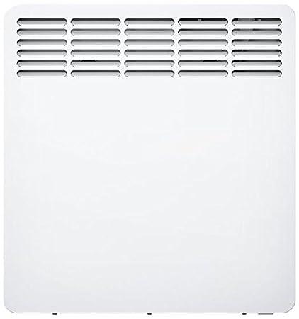 Stiebel Eltron 236526 CNS 100 TREND Wand-Konvektor 1000 W, fü r ca. 10 m² , Frostschutz, Wochentimer, offene Fenster Erkennung, LC-Display, Alpineweiß