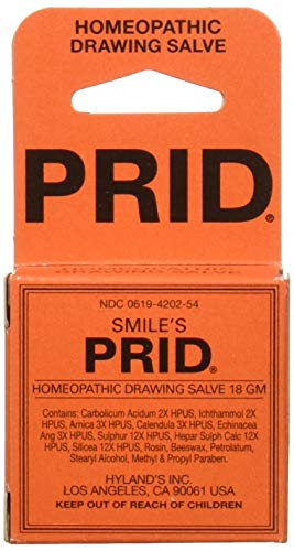 Hyland's Homeopathic Pride Drawing Salve, 18 Gram - 2 count