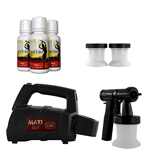 Price comparison product image MaxiMist Lite Plus HVLP Spray Tanning System