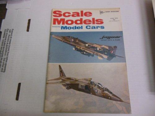 Scale Models Magazine Model Cars Jaguar Latest Date & Plans June 1973