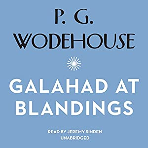 Galahad at Blandings Audiobook