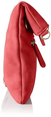 Boscha Bo-1053-br - Bolsa Mujer Rot (Red)