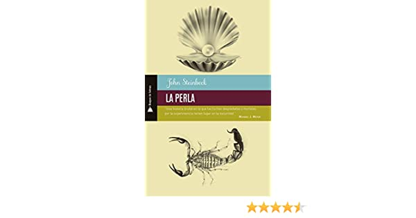 La perla eBook: John Steinbeck: Amazon.es: Tienda Kindle