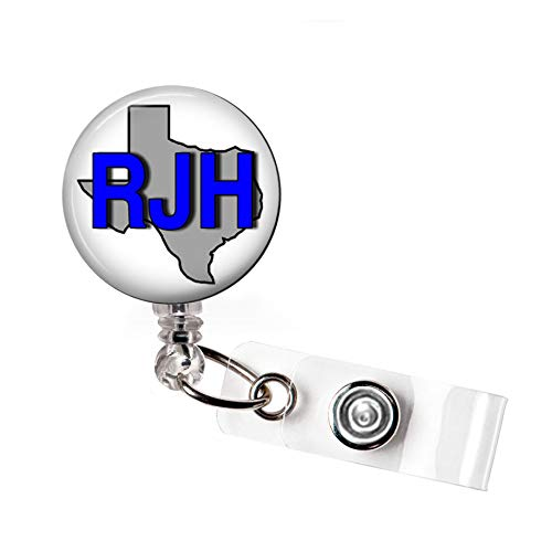 Rains Junior High Retractable Badge Reel (Junior Badge)