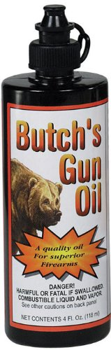Lyman Butch's Bench Rest Gun Oil 4oz [Misc.]