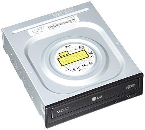 LG Electronics GH24NSC0R 24X SATA Super-Multi DVD Internal Rewriter Size: Burner, Model: GH24NSC0R, Gadget & Electronics Store by Electronics World