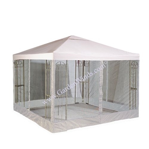 Universal 10 X 10 Single Tiered Replacement Gazebo